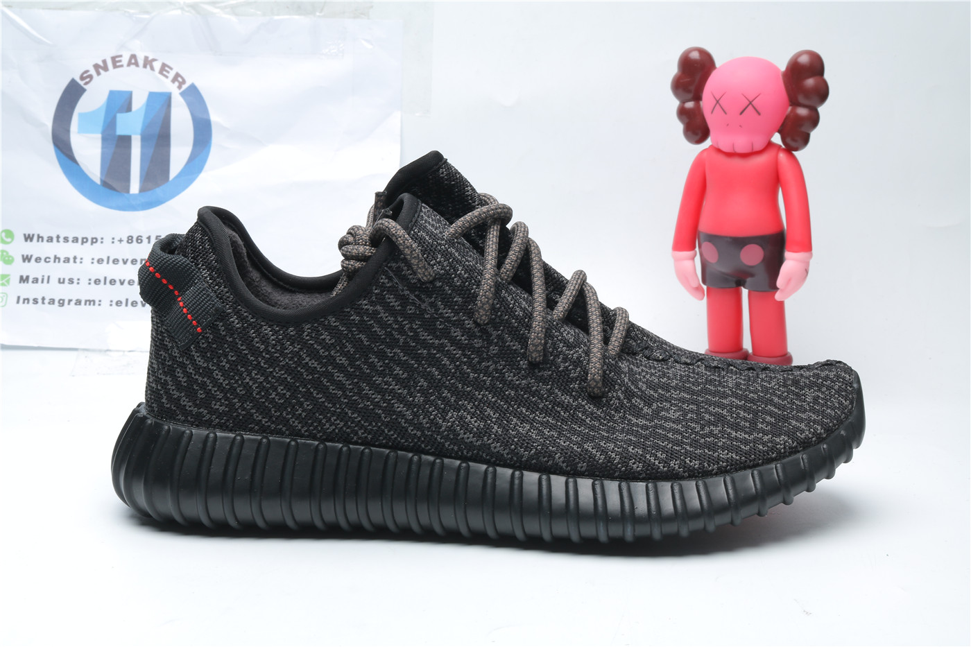 Adidas Yeezy 350 Boost Black 5350