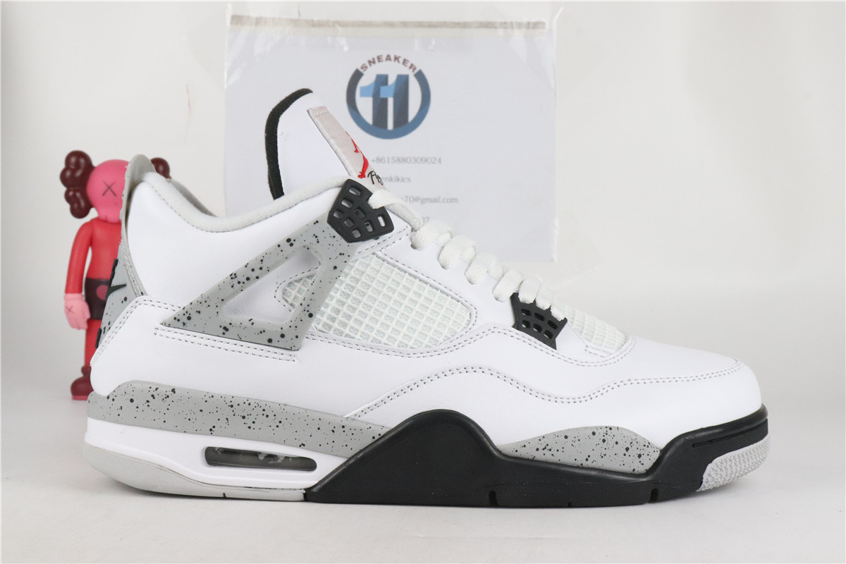 Air Jordan 4 White cement,New Products : Eleven Kicks, Eleven Kicks
