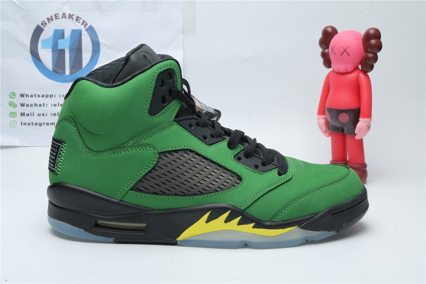 Jordan 5 Retro Oregon