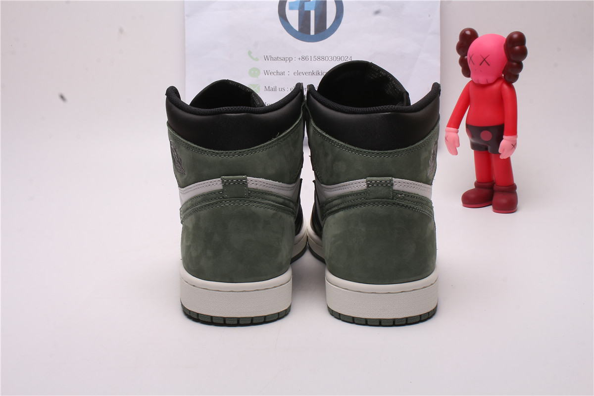 Air Jordan 1 Clay Green