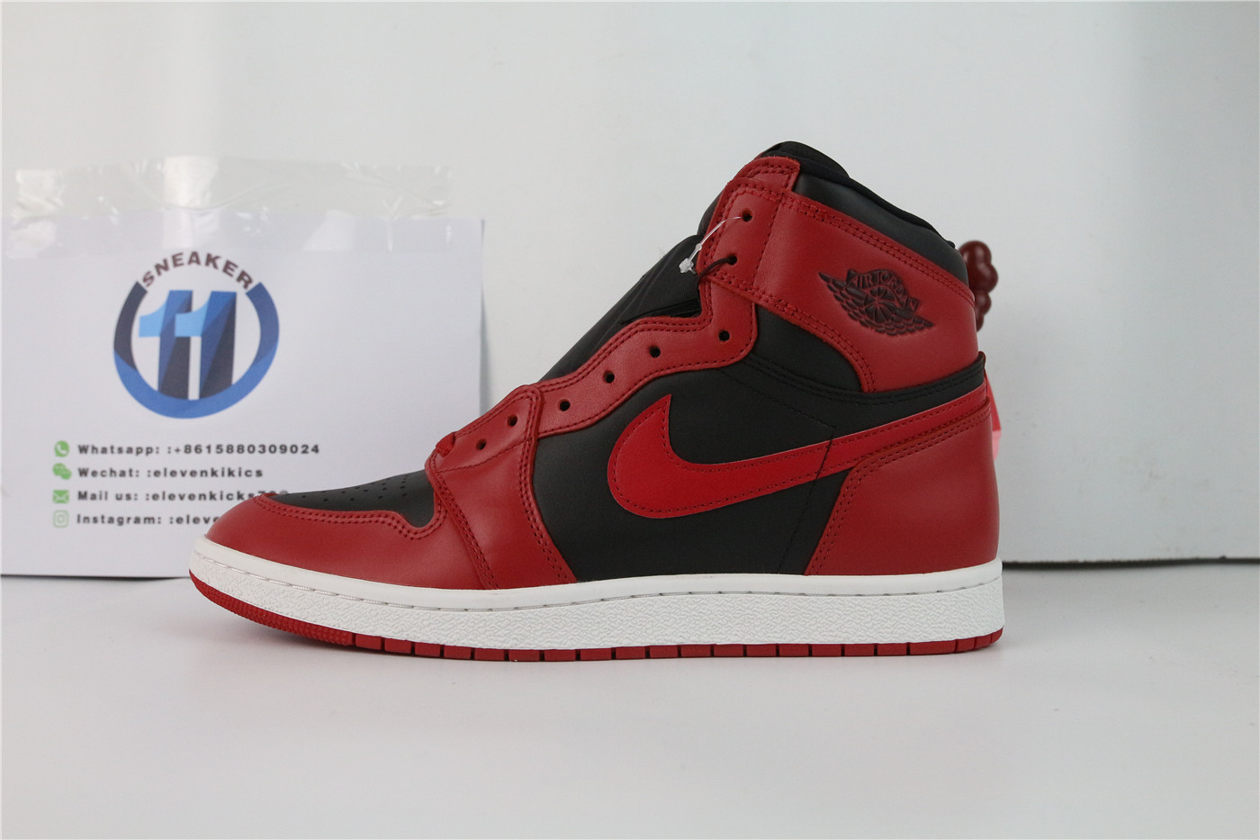 Jordan 1 Retro High 85 Varsity Red BQ4422-600
