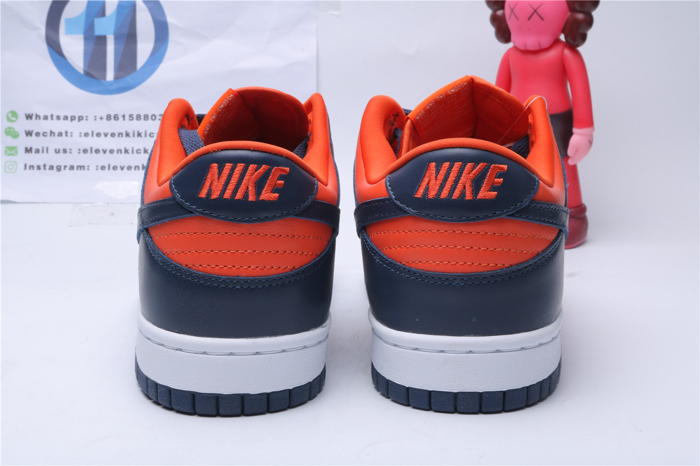 Nike Dunk SB Low Sunset French Blue