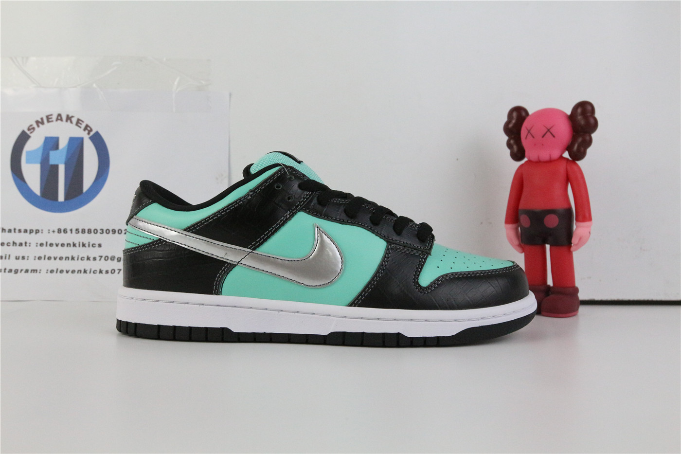 Nike Dunk SB Low Diamond Supply Co.