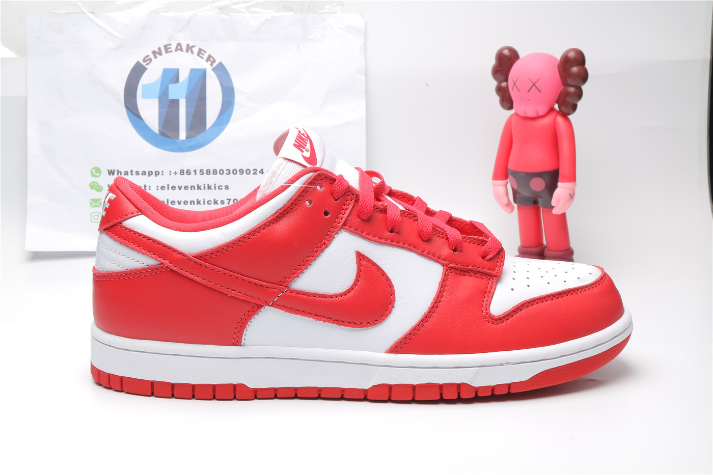 Nike SB Dunk Low Red